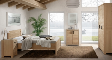 Slaapkamer Groove - Collectie | kasten tafels bedden fauteuils ...
