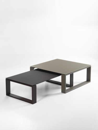 Goretti salontafel piazza collectie kasten tafels for Eetkamerstoelen gekleurd
