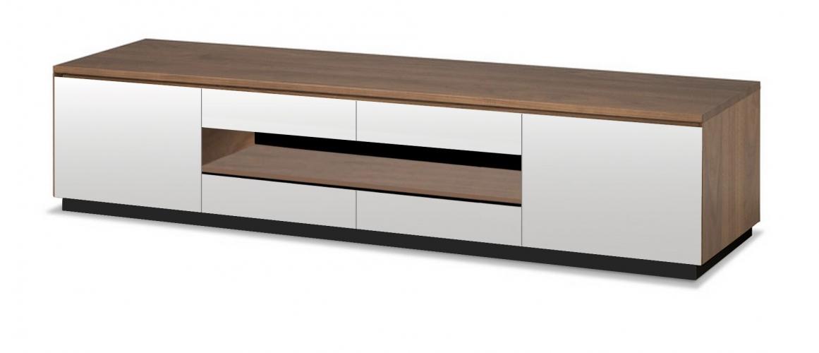 Goretti verona tv meubel 106 collectie kasten tafels bedden fauteuils eetkamerstoelen - Cm breedte van de basis tabel ...