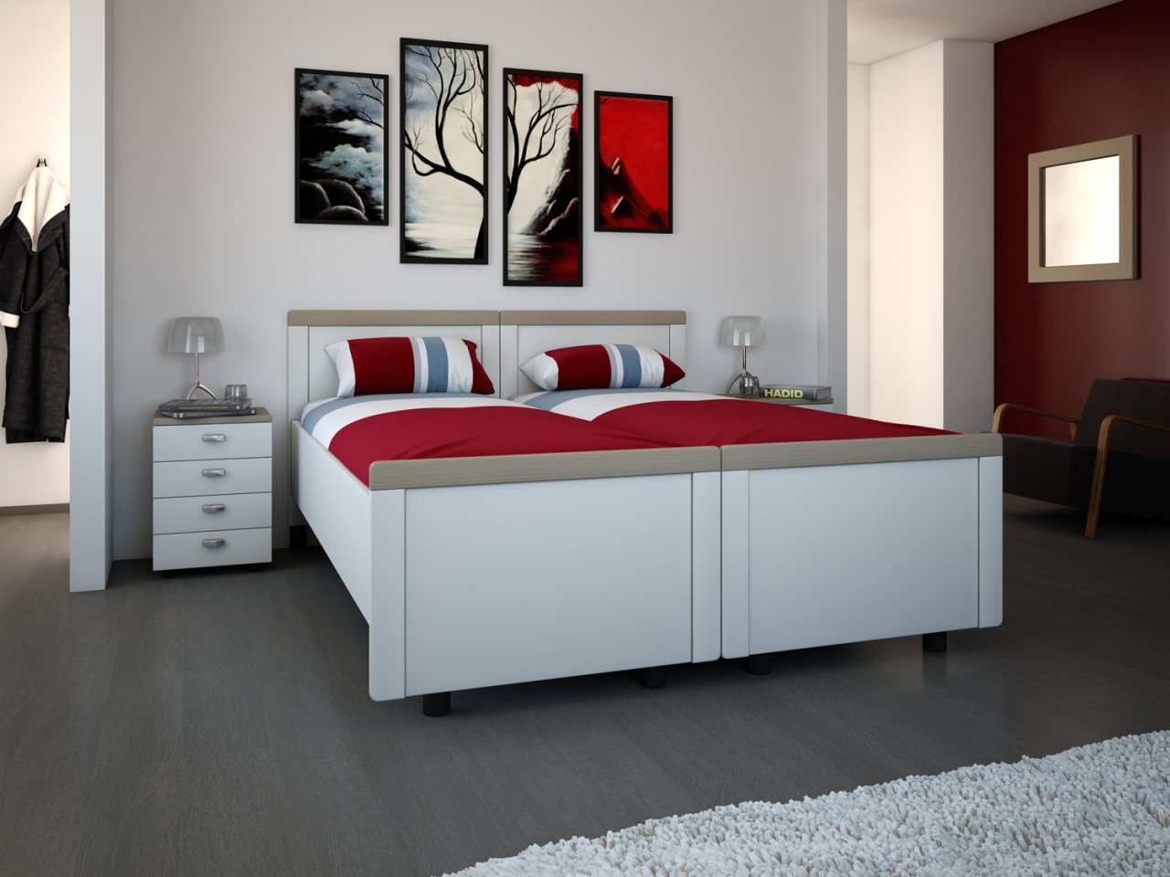 Zondag nederlandse slaapkamer fabrikant - Slaapkamer kasten modellen slapen ...