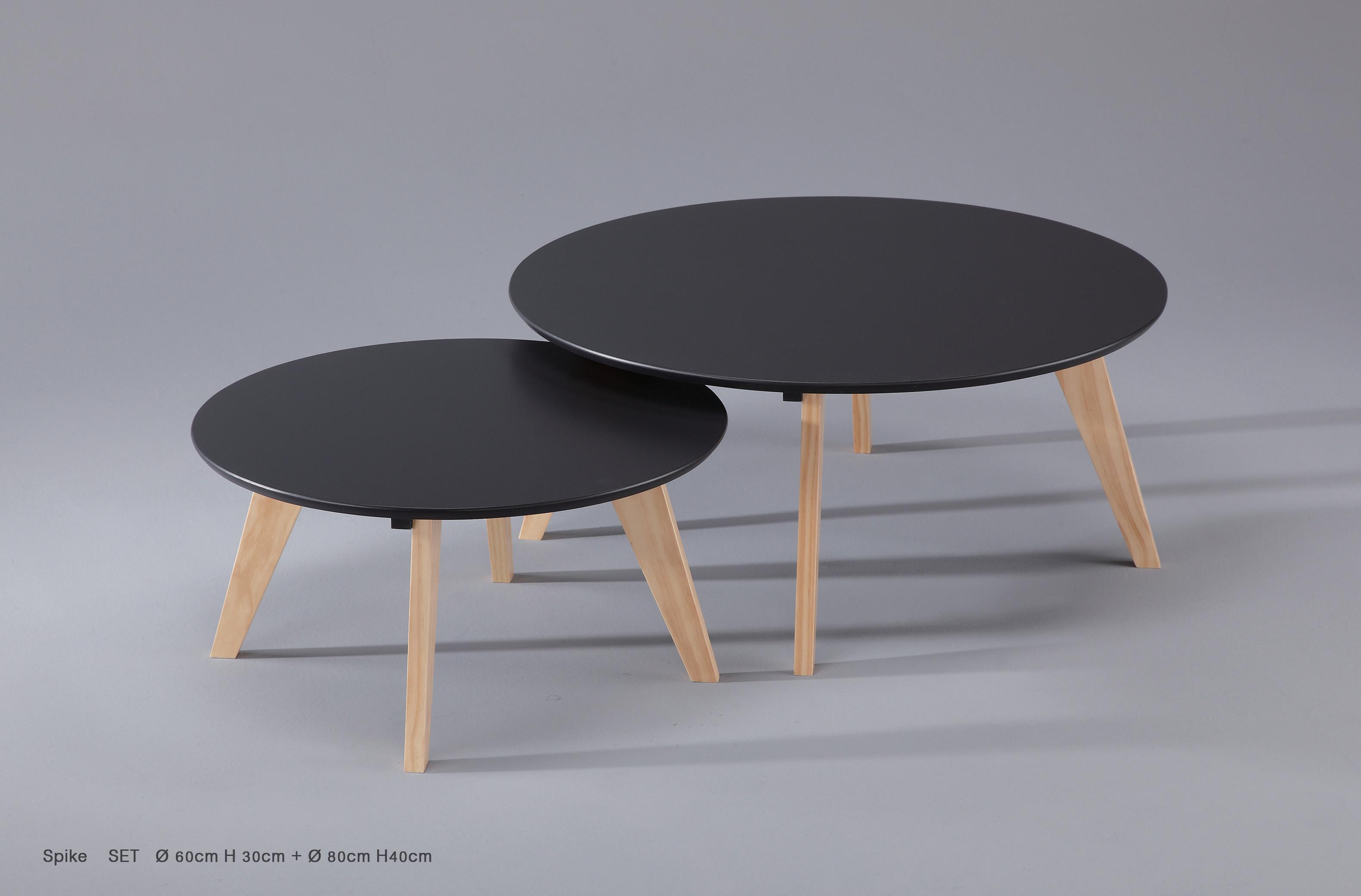 Goretti Salontafel Set Spike Collectie Kasten Tafels