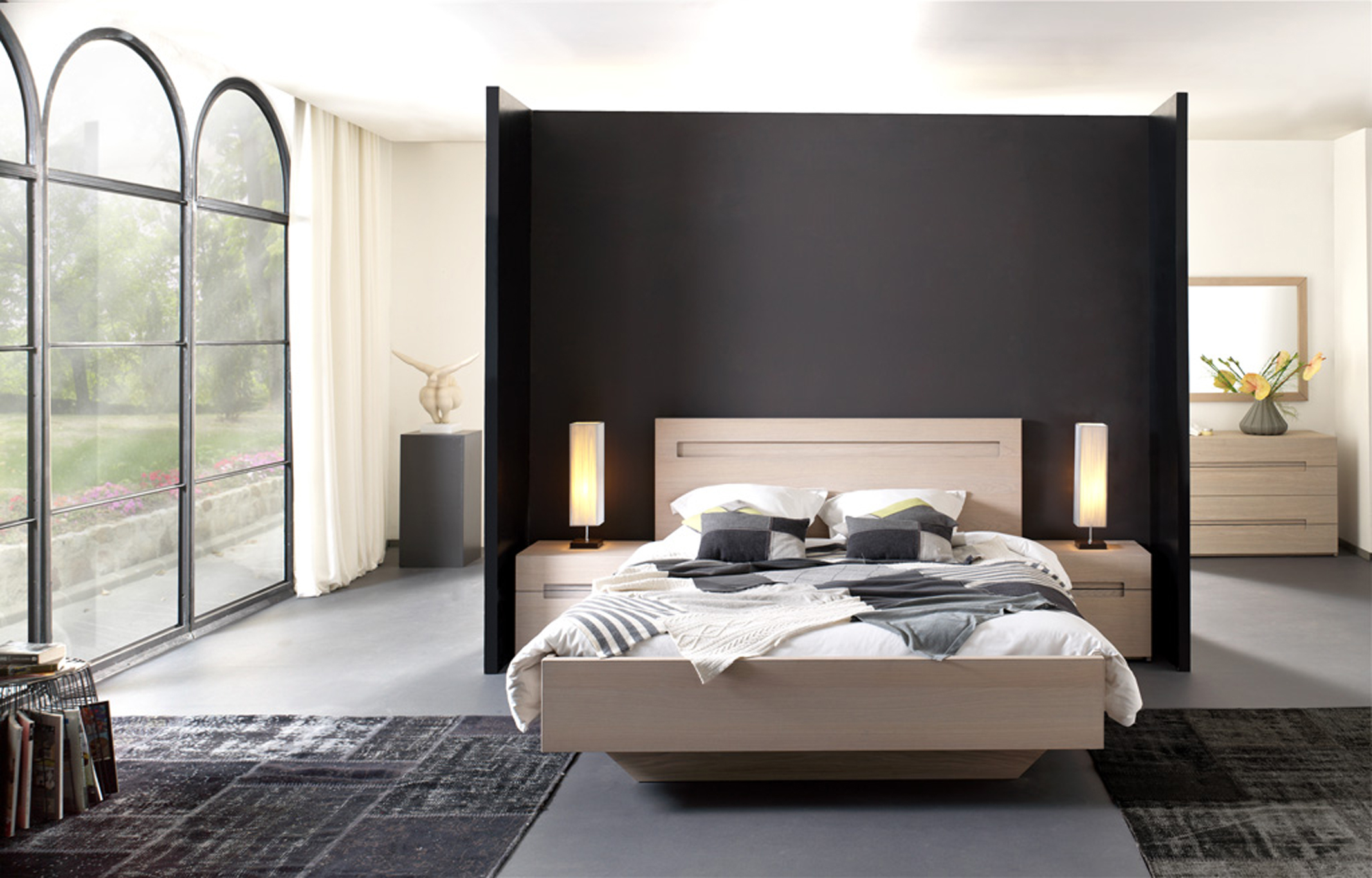 Slaapkamer Minima - Collectie | kasten tafels bedden fauteuils ...