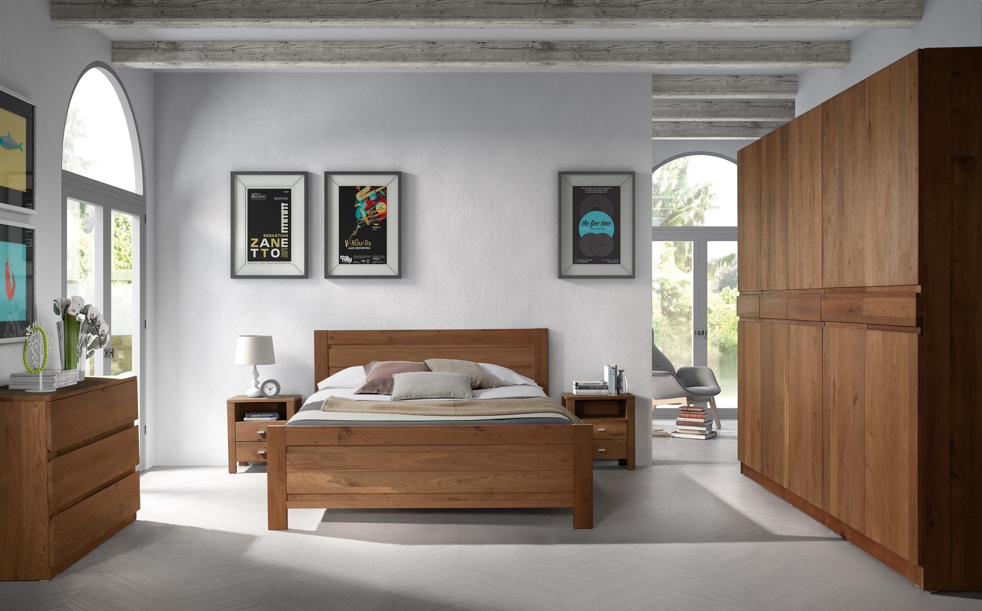 Slaapkamer Stemio - Collectie | kasten tafels bedden fauteuils ...