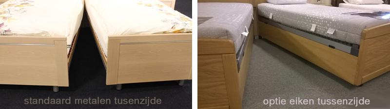 Zondag zaragoza bedset deelbaar collectie kasten tafels bedden fauteuils eetkamerstoelen - Eigentijdse bed tafel ...